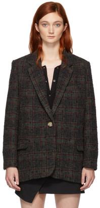 Etoile Isabel Marant Khaki Wool Korix Blazer