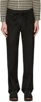 Visvim Black Hakama Trousers