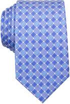 Perry Ellis Men's Hall Grid Classic Tie