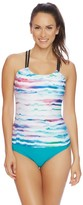 Next Om Third Eye 2 Shirr Tankini Top