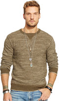 Denim & Supply Ralph Lauren Men's Cotton Crewneck Sweater