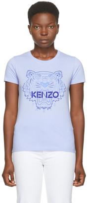 Kenzo Blue Tiger T-Shirt