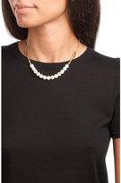 Aurelie Bidermann 18kt Gold Plated Necklace with Pearls