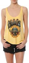 Daydreamer Guns N' Roses Skeletons Tank
