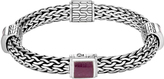 John Hardy Classic Chain Bracelet with Bone