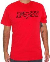 Fox Men's Legacy FHeadX T Shirt Red XL