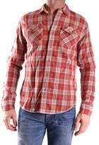 Tommy Hilfiger Men's Multicolor Cotton Shirt.