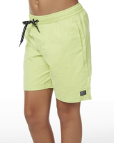Swell Kids Boys Ryder Beach Short Green