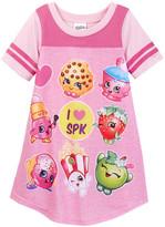 AME Shopkins I Heart SPK Nightgown (Little Girls & Big Girls)