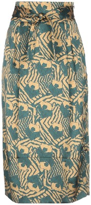 L'Autre Chose 3/4 length skirts