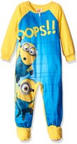 Despicable Me Little Boys' Toddler Blanket Sleeper