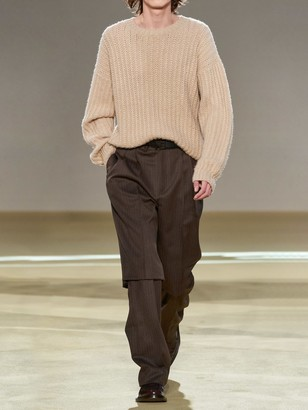 Salvatore Ferragamo Wool Knit Sweater