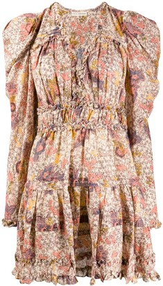 Ulla Johnson Julie floral-print dress