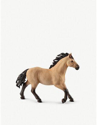 Selfridges Quarter horse stallion toy figure 12.7cm