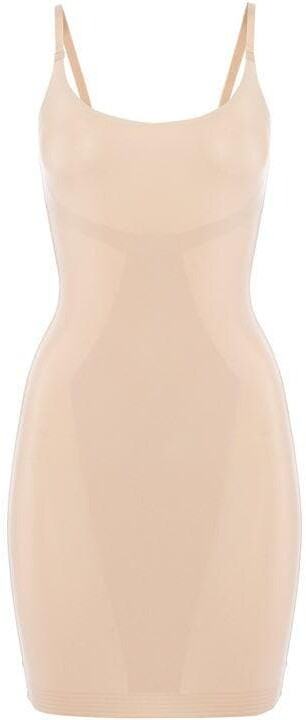 Thumbnail for your product : Nancy Ganz Sweeping Curves Slip Dress