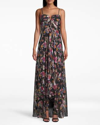 Nicole Miller Bouquet Beauty Angelina High Low Gown Shopstyle