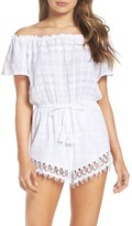 BB Dakota Women's Yana Off The Shoulder Romper