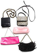 Banana Republic Lot 5 Black Tortoise Shell Chain Strap Crossbody Handbag