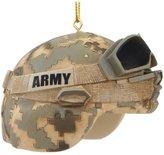 Kurt Adler United States Army Combat Helmet Christmas Ornament
