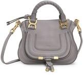 Chloé Mini Marcie Leather Satchel