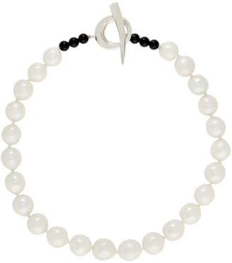 Sophie Buhai White Baroque Pearl Everyday Necklace