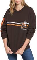 Junk Food Clothing Retro NFL Team Sweatshirt