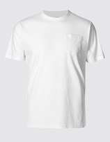 Limited Edition Slim Fit Pure Cotton Crew Neck T-Shirt