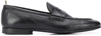 Officine Creative Byron almond-toe loafers