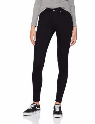 Pieces Women's Pcdelly DLX Mw B247 Stay noos Skinny Jeans
