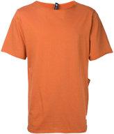Factotum raw edge T-shirt - men - Cotton - 44