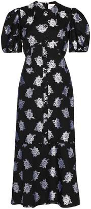 Erdem Antonetta floral-print dress