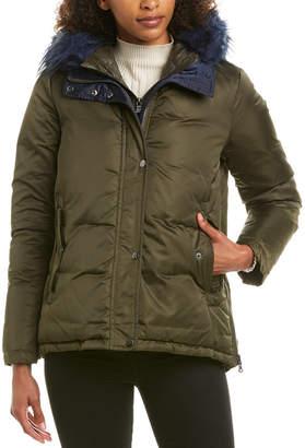 Sage Jude Connally Short Coat