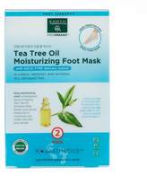 Earth Therapeutics 2-pk. Tea Tree Oil Foot Masks