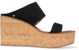 Sam Edelman Suede Wedge Sandals