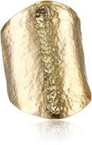 Kenneth Jay Lane Hammered Cuff Bracelet