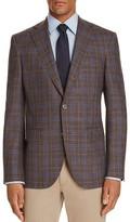 Jack Victor Plaid Classic Fit Sport Coat - 100% Bloomingdale's Exclusive