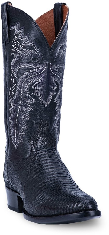 Dan Post Winston Men's Lizard Cowboy Boots
