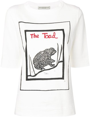 Holland & Holland The Toad print T-shirt