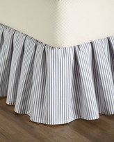 French Laundry Home Queen Ticking-Stripe Dust Skirt