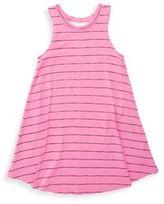 Splendid Toddler's, Little Girl's & Girl's Striped Dress