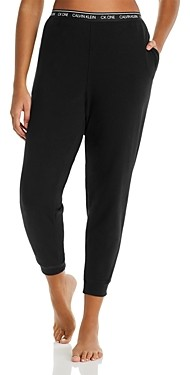 Calvin Klein Plus One French Terry Jogger Pants