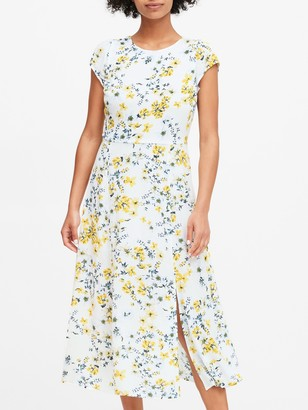 Banana Republic ECOVERO Midi Dress