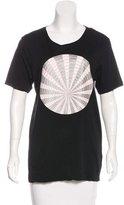 Dries Van Noten Graphic Print Jersey T-shirt