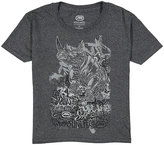 Ecko Unlimited Gray Rhino Tee - Boys