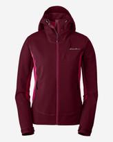 Eddie Bauer Women's Sandstone Shield Hooded Jacket
