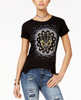 Marvel Juniors' Spider-Man Graphic Tunic T-Shirt