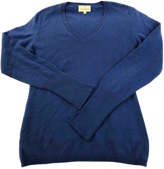 Eric Bompard Blue Cashmere Knitwear for Women