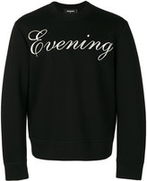 DSQUARED2 Evening sweatshirt