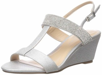 Paradox London Pink Women's Jacey Silver 7 M