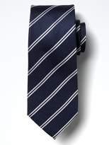 Banana Republic Double-Stripe Nanotex® Tie